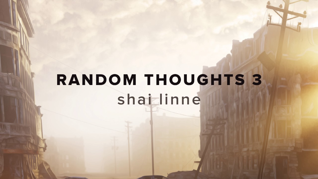 Reformed Theology shai linne - Random Thoughts 3 (Official Audio)  Calvinism