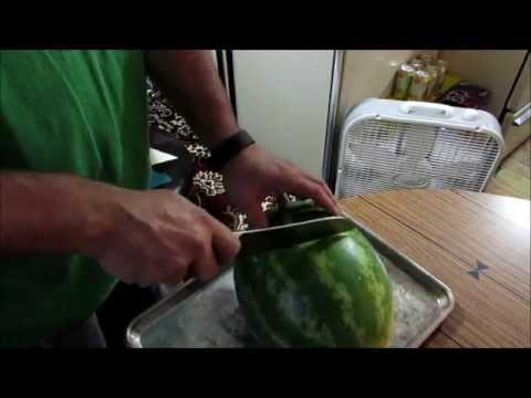 How To Make Watermelon Wine 2015 Part 1