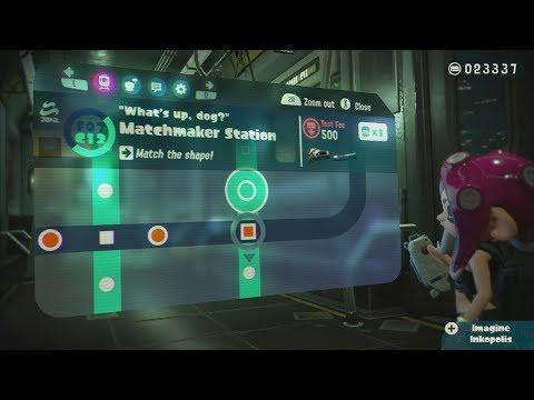 matchmaking splatoon