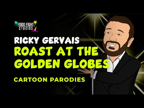 RICKY GERVAIS GOLDEN GLOBES SPEECH 2020 – Ricky Gervais Torches Hollywood