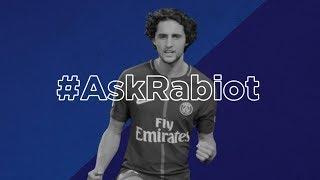 #AskRabiot : Adrien Rabiot répond à vos questions