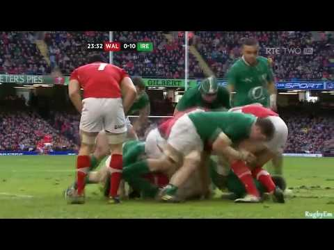 """Cian Healy """"Totally a beast"""""""
