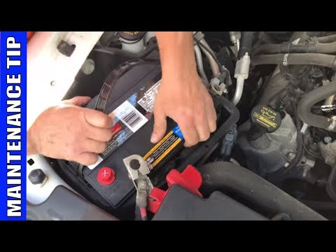 How To Replace a Car Battery (Easy DIY Auto Repair)