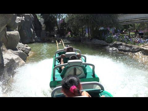 Matterhorn Bobsleds 4K POV Disneyland 2015