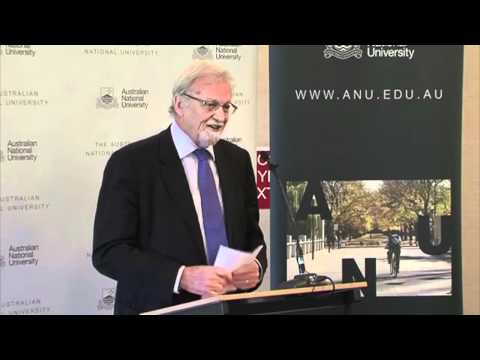 ANU Crawford School of Public Policy launch: Dr Ken Henry