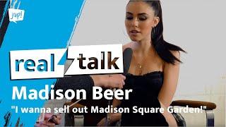 Madison Beer hautnah in Berlin