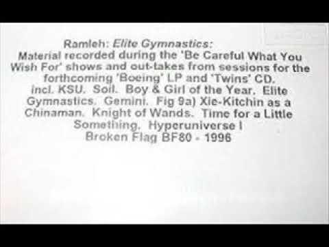 Ramleh - Elite Gymnastics (Full Cassette)