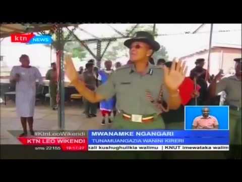 Mwanamke ngangari: Wafungwa kupalilia...