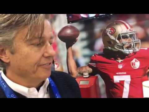 Synapse Connected Levi's Stadium Project For SF49ers At CES 2017 #CES2017