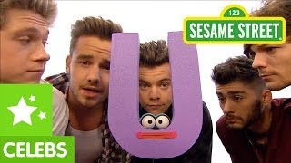 sesame street one direction what makes u useful what makes you beautiful parody