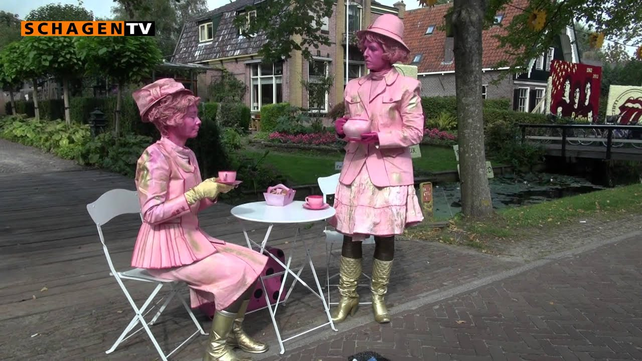 Floralia Nieuwe Niedorp 2012 - YouTube