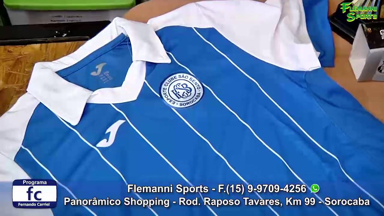 717d530e9 Apresentação Fernando Carriel Flemanni Sports 2019 - YouTube