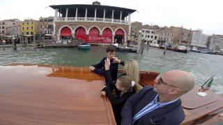 Taxi to Venezia