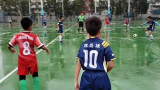 Publication Date: 2020-03-28 | Video Title: 2018 九龍南 八強學界足球9人 黃埔宣道 對 奉基千禧小