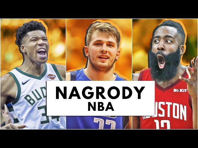 NAJWAŻNIEJSZE nagrody NBA - dla kogo? ► NBA po POLSKU