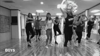 Lizzo   Boys   Seattle Dance Fitness   Zumba