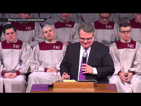 """The Breakthrough: Being Born Again"" - The Apostolic Connection"