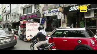 M Block Market Greater Kailash II, Delhi