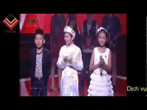 [Full] Chung Kết The Voice Kids 7/09/2013 - Công Bố Kết Quả - Nguyễn Quang Anh - Giành Quán Quân