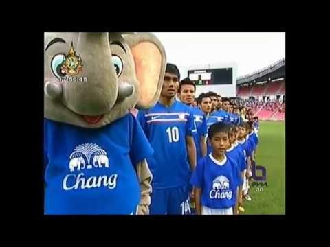 [06.09.2011] Thailand vs Oman - national anthems