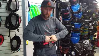 What kitesurfing waist harness is right for me