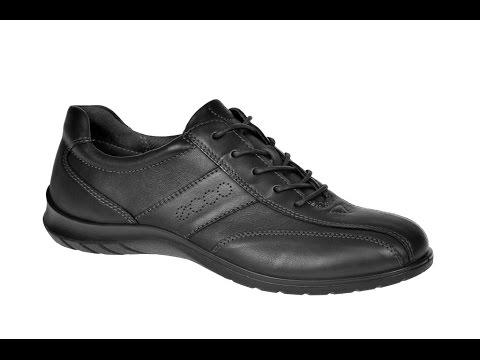 best sneakers 86032 8eaaa Ecco Sky Lace Schuhe in schwarz (236-00-0035)