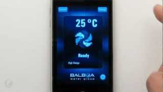 balboa wi fi app series how to operate your balboa water group iphone app