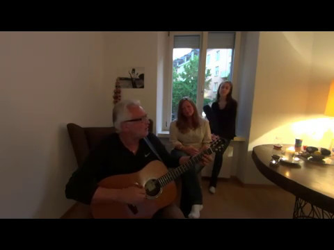 So Long Marianne  by leonard Cohen covered by Chris & The Ale Cats