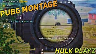 100 Subscribers boltee❤️ - Pubg Montage - Hulk Playz - Pakistan