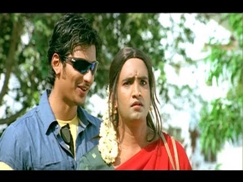 Santhanam Best Comedy from Simham Puli Movie (Singam Puli)