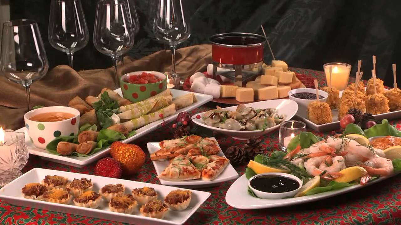 Entertaining Ideas holiday entertaining ideas from the mr. food test kitchen - youtube