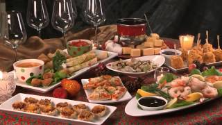 Holiday Entertaining Ideas from the Mr. Food Test Kitchen