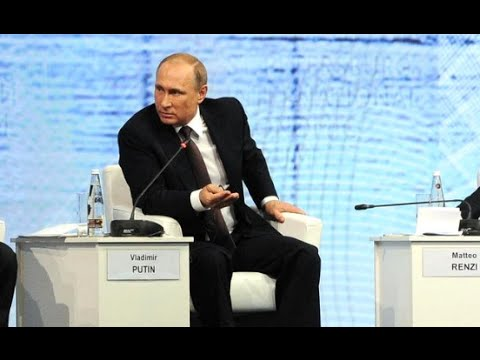 Putin at SPIEF: 'Why should EU tolerate what's dictated by US?