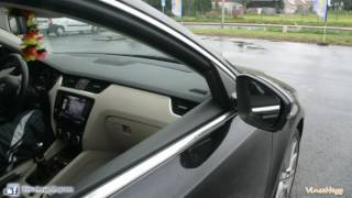 SKODA OCTAVIA (5E) - MIRROR DIPPING IN REVERSE GEAR