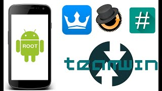 Tutorial Root & Install CWM/TWRP di Semua Android