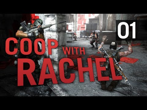 Coop with Rachel - Army of Two: The 40th Day (Part 1: Our travel agent recommended Shanghai)