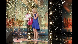 Darci Lynne *WINNER* America\'s Got Talent 2017 - ALL PERFORMANCES (HD)