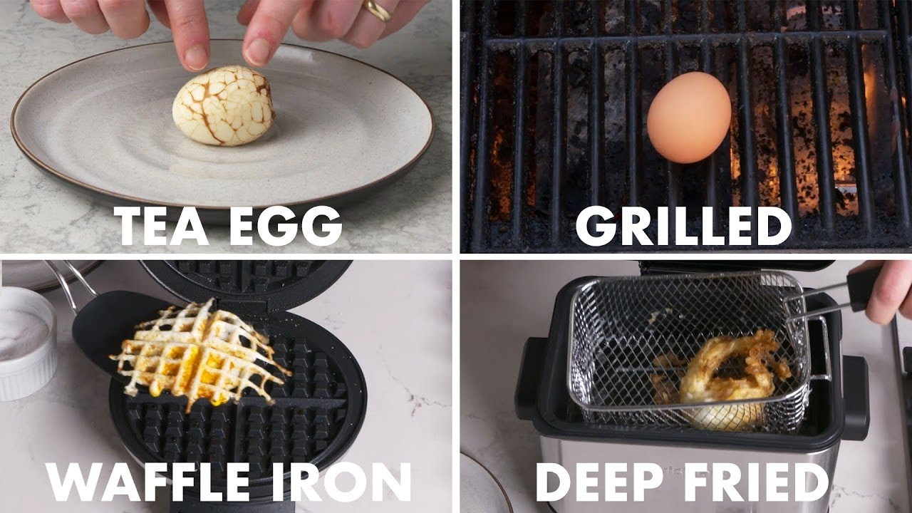 Download Every Way to Cook an Egg (59 Methods) | Bon Appétit