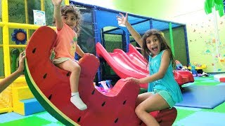 Fun Indoor Playground for children!! Family Fun Activities for kids