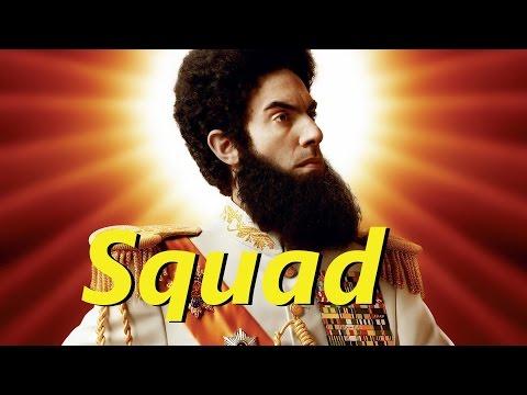 Squad - kicsit sarga kicsit arab de a mienk...