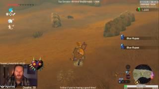 Zelda: BotW Karusa Valley. Yiga Clan hideout. How to get in. thumbnail