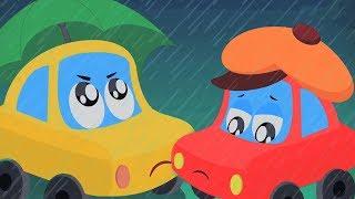 regen regen gehen weg | Kinderreim | Vorschul Lieder | Children Songs | Rain Rain Go Away