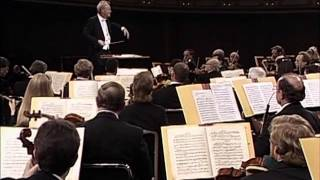 Klaus Tennstedt & Chicago Symphony Orchestra: Mahler Symphony No.1 - 3rd Movement - Live 1990
