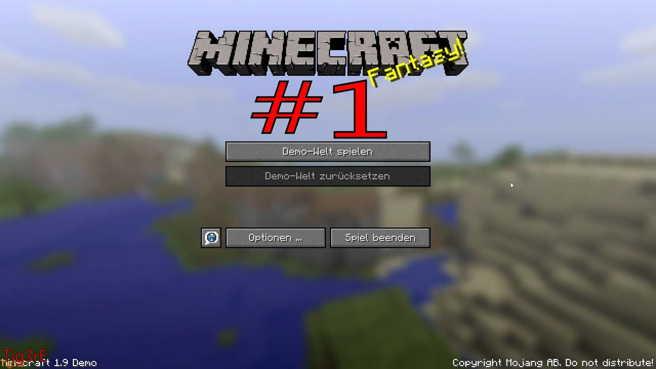 Minecraft Demo A Noob Begining YouTube - Minecraft demo spielen kostenlos