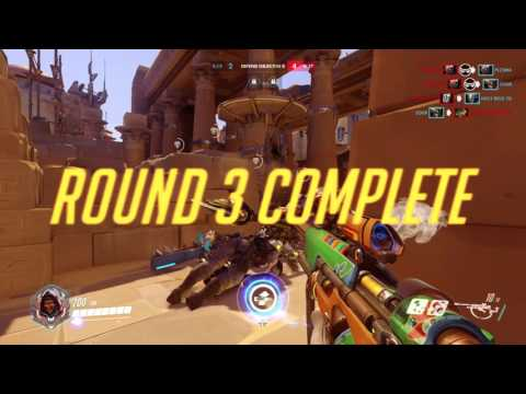 Overwatch: Season 4: Triple Overtime!