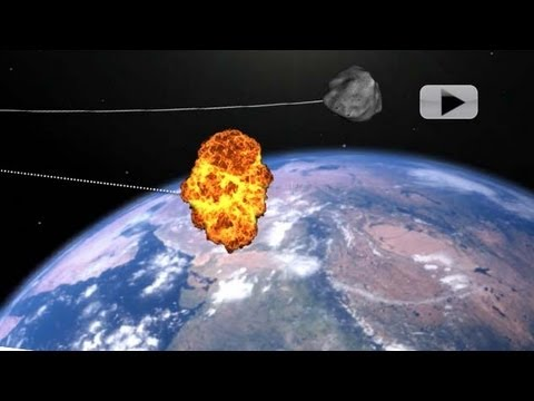 Can Killer Asteroids Be Steered Away? | Video