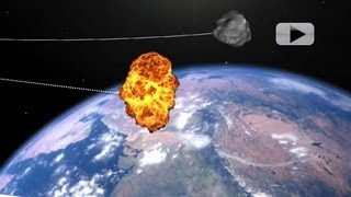 Can Killer Asteroids Be Steered Away?   Video