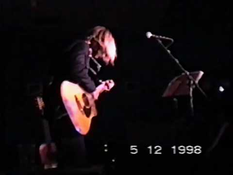 Mike Peters - Blackwood Institute 05.12.98 (Interactive gig, part 2)
