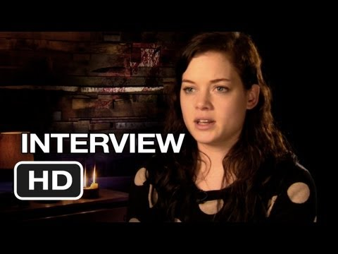 Evil Dead Interview - Jane Levy (2013) - Horror Movie HD