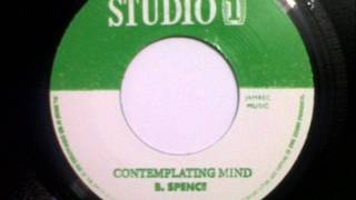 Barrington Spence - Contemplating Mind - Studio One US